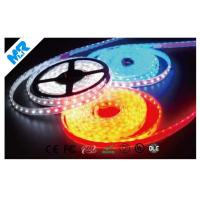 Wholesale 2700K - 6500K LED Flexible Strip 8mm Yellow 3528 D C12 - 24V 4.8W / m from china suppliers