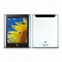 Wholesale 8-inch Mobile Internet Devices with TFT 260K Color LCD and Super Thin Aluminum Shell from china suppliers