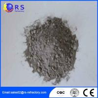 Wholesale Wear Resistant Refractory Low Cement Castable Insulating Castable High Strength from china suppliers