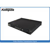 Wholesale Multi Function 1080P Wireless Hd Receiver , HD - SDI Broadcasting Digital Video Receiver from china suppliers