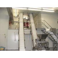 Buy cheap Flush grid belts conveyors raised rib belting conveyors inclind conveyor systems from wholesalers