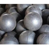 Wholesale Media Mining Forged Steel Grinding Balls Of High Hardness And Resistance Hardness  >  48HRC from china suppliers