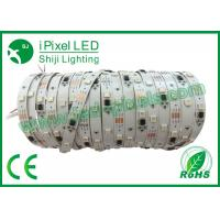 Wholesale Connecting Coloured Flexible LED Strip / Individually Addressable RGB LED Strip from china suppliers