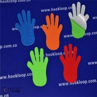 Wholesale Hands Shaped Self Adhesive Hook And Loop Tape Soft  Velcro Sticky Back Fasteners from china suppliers