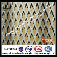 Wholesale 3/4 #16 F carbon steel Flattened expanded metal wire mesh,metal sheet from china suppliers