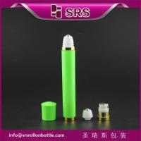 Wholesale DR002-10ml good massage effect vibrating roll on bottle for eye serum from china suppliers