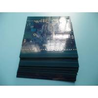Quality Blue Double - Side Pcb Prototype Service Inner Layer 2oz Outer Layer 2oz for sale