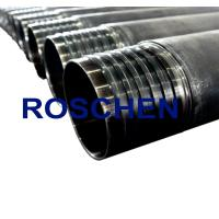 Wholesale NTW Drill Pipe 3 Meters Length For Wireline Core Barrel Exploration Core Drilling from china suppliers
