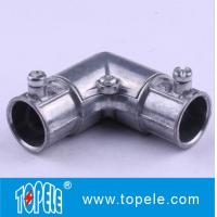 "Wholesale 1/2"" to 2"" EMT Conduit And Fittings Zinc Set Screw EMT Inside Corner Pull Ebows from china suppliers"