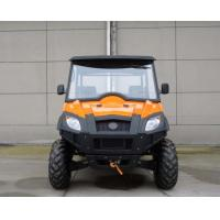 Quality 600cc Four Wheel Utility Vehicle , Single Cylinder 4 Stroke 5 SEATER Rocky Mountain UTV for sale