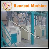 Wholesale 100Ton wheat flour processing line from china suppliers