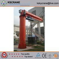 Wholesale Manufacturer Direct Sale 3T Electric Jib Boom Crane For Sale from china suppliers