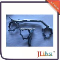 Wholesale Iron Sheet Material Pipe Support Brackets For R588 Suporte Metalico , Pipe Mounting Bracket from china suppliers