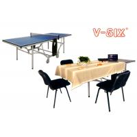 Wholesale Multipurpose Blue Ping Pong Table , Outdoor / Indoor Weatherproof Table Tennis Table from china suppliers