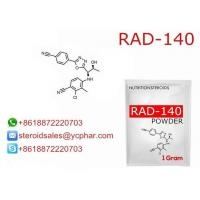Wholesale RAD140 SARM Steroid Powder RAD-140 SARMS for Muscle 118237-47-0 from china suppliers