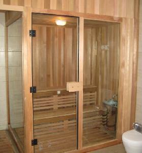 China Cedar Sauna Room on sale