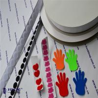 Wholesale 40% Nylon & 60% Polyester Hook And Loop Tape Self Adhesive , Colored 2 Sided Velcro Tape from china suppliers