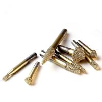 Wholesale Carving Stone CNC Diamond Engraving Tool Golden Color High Precision Less Wasteness from china suppliers