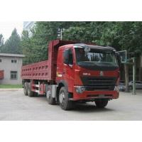 Wholesale HOWO A7-8*4-336HP-22cbm-Dump tipper truck from china suppliers
