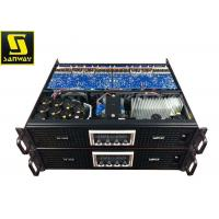 Wholesale PA Standard 4 Channel Power Amplifier Guitar Amplifier Kit with Neutrik XLR Connectors from china suppliers