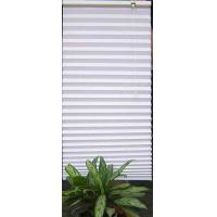 Wholesale Fabric Pleated Shades Blinds Blackout for Windows Manual Control from china suppliers