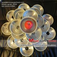 Wholesale Esay dressing cbn grinding wheel/cutting disc  sarah@moresuperhard.com from china suppliers