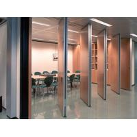 Wholesale Sliding Movable Acoustic Room Dividers / Operable Wall Partitions from china suppliers