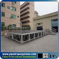 Buy cheap Modular Staging Hot selling portable dance stage in China from wholesalers