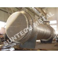 Wholesale Floating Head Exchanger Condenser , Heat Exchangers In Industry from china suppliers