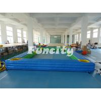 Wholesale Durable Inflatable Water Sports 0.55mm PVC Tarpaulin Inflatable Pool Games from china suppliers
