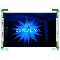 Wholesale Oxford Inflatable Lighting Decoration Led Lighting Star For Event from china suppliers