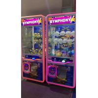 Wholesale LCD Screen Multifuntional Setting Arcade Toy Crane Game Machine For Entertainment from china suppliers