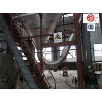 Wholesale Two grade cyclone horizontal spray dryer , rotary atomizer spray dryer forTraditional Medicine from china suppliers