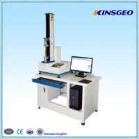 China Double Pole Tensile Testing Machine with Panasonic Servo Motor for Testing Compressive Strength on sale