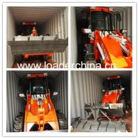 Wholesale small wheel loader ZL12F from china suppliers
