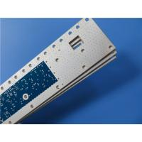 Wholesale Immersion Silver PCB Built On RO4003C and FR-4 Combined with Blue soldermask 1.1mm thick board from china suppliers