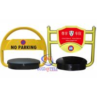 Wholesale Auto Parking equipment Car Parking Locks Remote Control A3 Steel from china suppliers