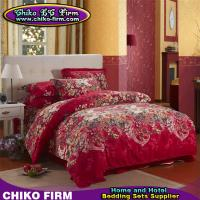 Quality CKKB011-CKKB015 Soft Reactive Printing Pure Cotton Bedding Sets for sale