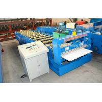 Wholesale Automatic Wall Panel Cold Roll Forming Machine Roof Sheet Making Machine from china suppliers
