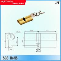 Wholesale 60mm double lock cylinder from china suppliers