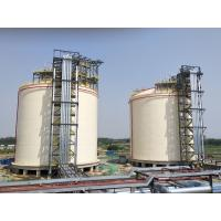Wholesale Natural Gas Storage Tank 10000m3 Single Containment LNG Tank ISO9001 CE from china suppliers