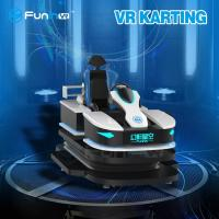 Buy cheap Virtual Reality Simulators Tech Vr Car Driving Racing Simulator Game Machines from wholesalers