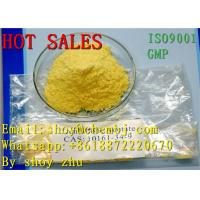 Wholesale No Side Effect Trenbolone Acetate Yellow Powder Purity  99.5% Muscle Enhancement CAS 10161-34-9 from china suppliers