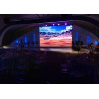 Wholesale P4.81mm HD Outdoor LED Video Wall For DJ / Festive , LED Flexible Display Rental from china suppliers