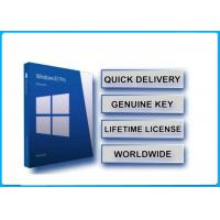 Wholesale Microsoft Windows 8.1 Professional OEM DVD software with COA 64 Bit / 32 Bit from china suppliers