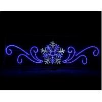 Wholesale Across street lighted LED Motif Decoration from china suppliers