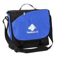 Wholesale Outdoor Sports Polyester Messenger Bag Small With Zipper Pocket Washable from china suppliers