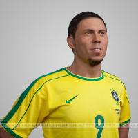 Quality Football Player Ronaldo Amazing Wax Figures Customization Similarity for sale