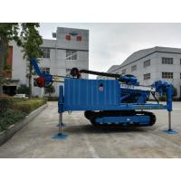 Quality Crawler Rig Anchor Drilling Rig Big Torque Complex Rod Casing Drilling for sale