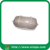 Quality Oval shaped sauna explosion-proof lamp with cover for sale